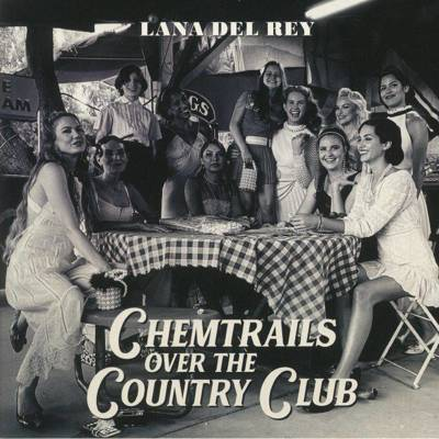Chemtrails Over The Country Club (gatefold) yellow vinyl