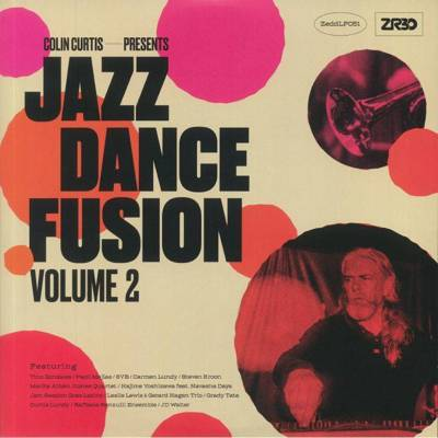 Colin Curtis Presents Jazz Dance Fusion Volume 2 (gatefold)