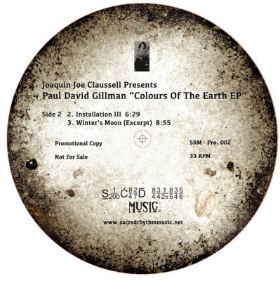 Colours Of The Earth EP (transparent green vinyl)