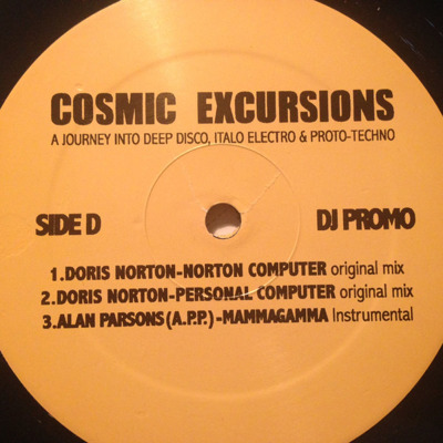 Cosmic Excursions