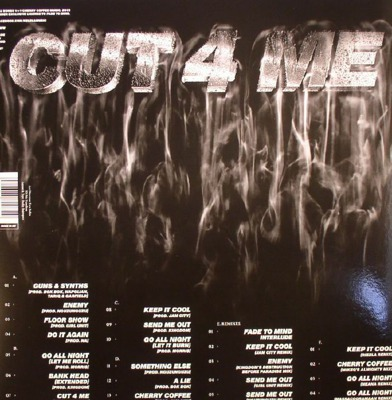 Cut 4 Me (Deluxe Trifold Edition)