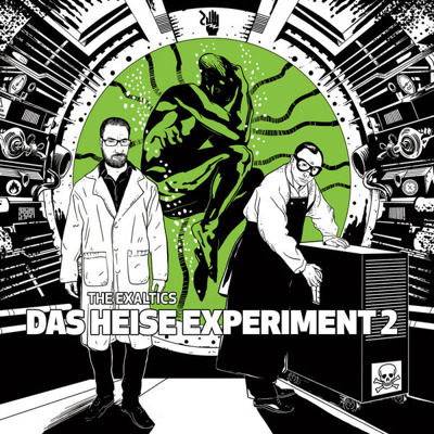 Das Heise Experiment 2 + Comic Book