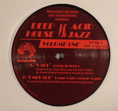 Deep House vs. Acid Jazz: Volume One (remastered)