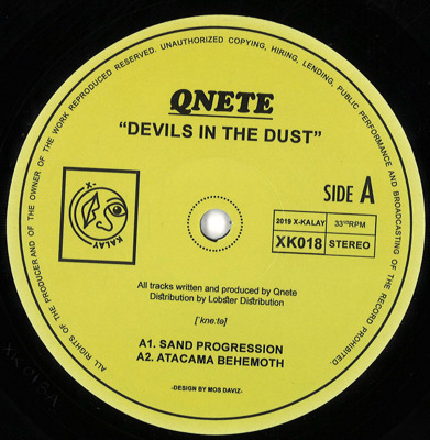 Devils In The Dust