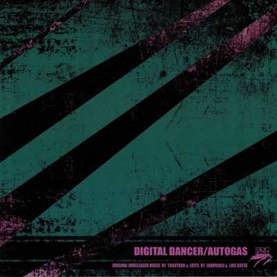 Digital Dancer / Autogas (clear vinyl)
