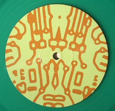 Dillatronic Vol. 2 (coloured vinyl LP in die-cut glow in the dark sleeve)