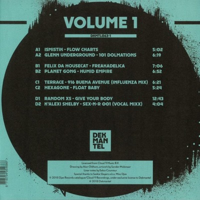 Djax-Re-Up - Volume 1
