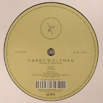 Downstream Ep (incl. Jesse Futerman RMX)