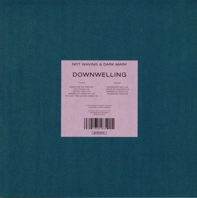 Downwelling (coloured vinyl)