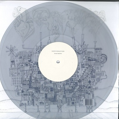 Dream Machine (one-sided) clear vinyl