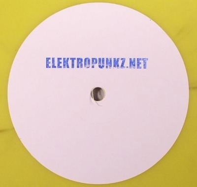 EPZREC024 (Yellow Marbled Vinyl) one-sided