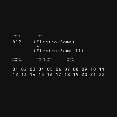 Electro-Soma I + II Anthology