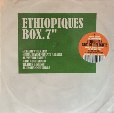 Ethiopiques Box (Record Store Day 2017)