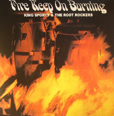 Fire Keep On Burning
