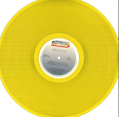 For You (yellow vinyl)