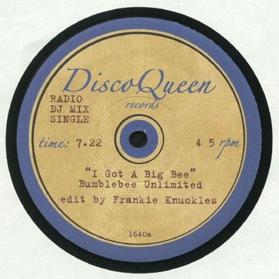 Frankie Knuckles Edits: Disco Queen #1640