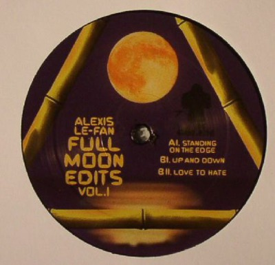 Full Moon Edits Vol. 1