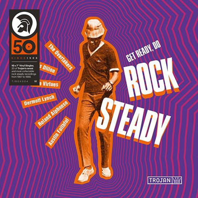 Get Ready, Do Rock Steady (Record Store Day 2018)