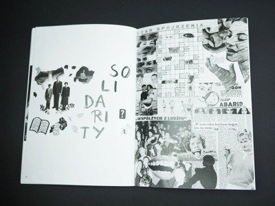 Girls To The Front x Unsound Solidarity Zine