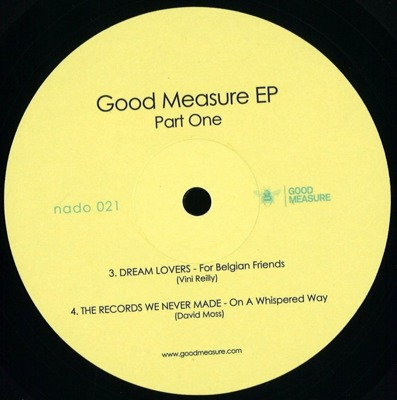 Good Measure EP Part One