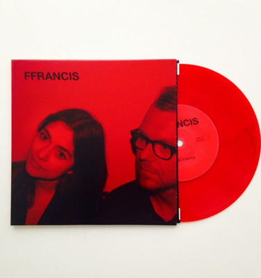 Got Me Started / Would You Like Me To Continue? (red vinyl)