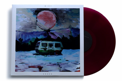 Greed (plum coloured vinyl)