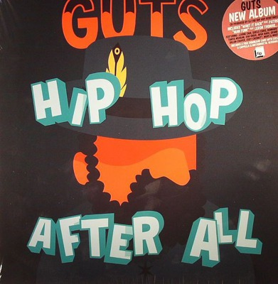 Hip Hop After All (gatefold)