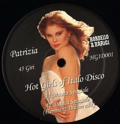 Hot Girls Of Italo Disco