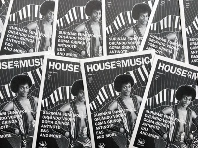 House Of Music - Issue Four