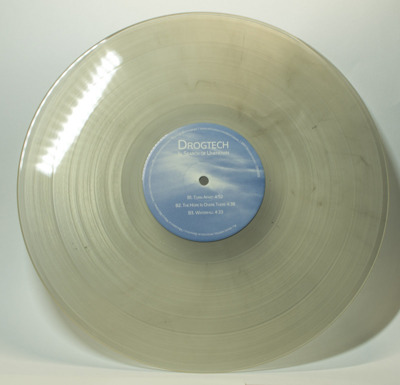 In Search of Unknown (transparent vinyl)