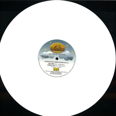 International Music System Vol. 2 (white vinyl)
