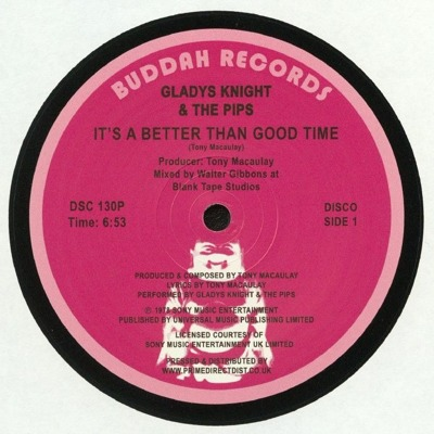 It's A Better Than Good Time (180g)