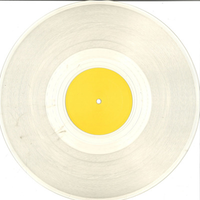 Jefre (clear vinyl)