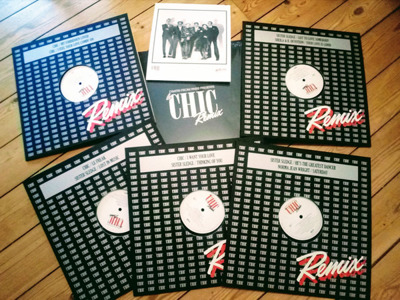 Le Chic Remix (Box Set) 180g