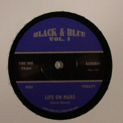 Life On Mars / What's Wrong With Groovin' (Record Store Day 2015 release)