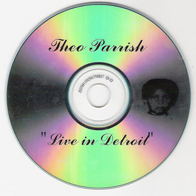 Live In Detroit 1999 (mixed CD)