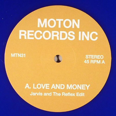 Love And Money / On The Run