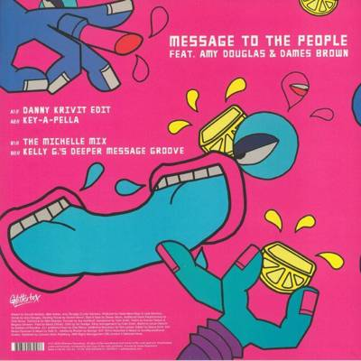 Message To The People (Remixes)