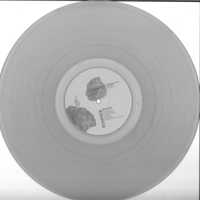 Metamorphic EP - Set In Stone Trilogy (Remixes) clear vinyl