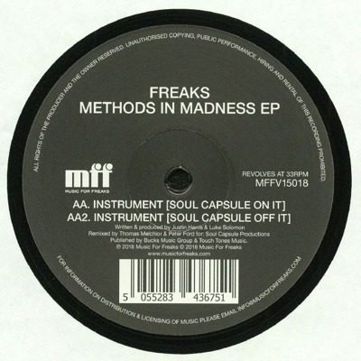 Methods In Madness EP