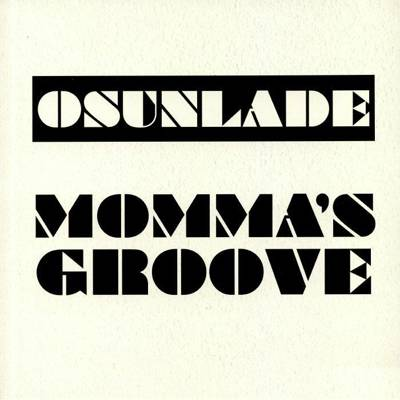 Momma's Groove