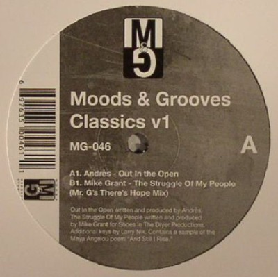 Moods And Grooves Classics Vol.1