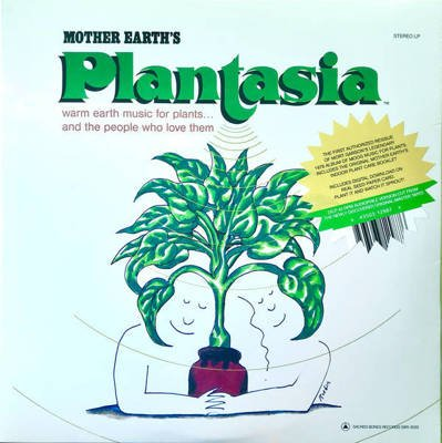 Mother Earth's Plantasia (Audiophile Edition)