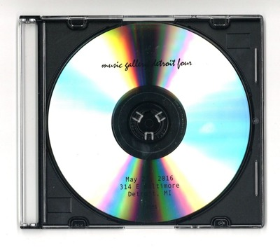 Music Gallery Detroit Four
