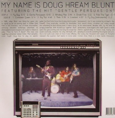 My Name Is Doug Hream Blunt