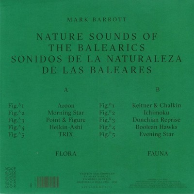 Nature Sounds Of The Balearics (gatefold) 180g