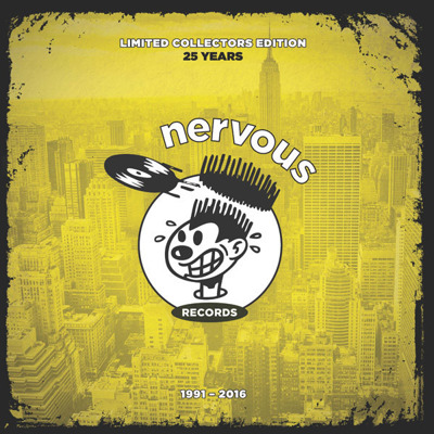 Nervous 25th Anniversary