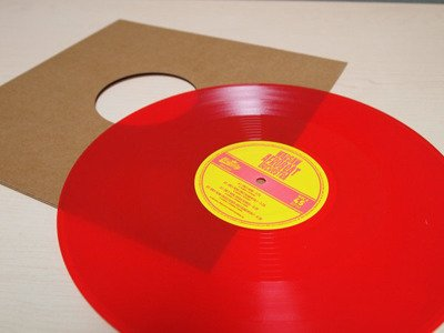 Only Now (red vinyl)