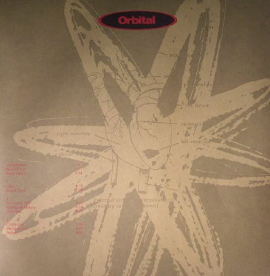 Orbital 1 (Green Album) 180g 2LP + MP3 download code