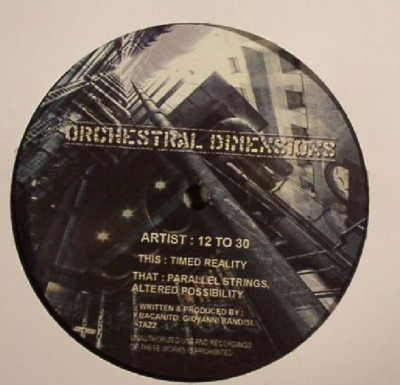 Orchestral Dimensions